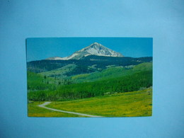 LONE CONE  -  San Miguel Mountains    -  Colorado  -  Etats Unis - Rocky Mountains