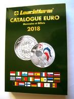 CATALOGUE DE COTATIONS EURO 2018 TOUTES LES PIECES ET BILLETS DE L'EUROPE NEUF 643 PAGES - EURO