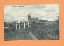 CPA  -  Chartres  -  L'Usine à Gaz - Chartres