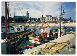 "PIRIAC Sur MER  44  Port Avec Bateau A Reconnaitre "" Rosa Monica "" - Piriac Sur Mer"