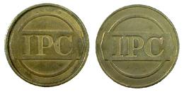 01423 GETTONE TOKEN JETON VENDING MACHINE IPC Inepro Paymatic Co. - Royaume-Uni
