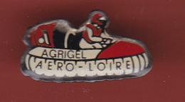 54152-Pin's -Agrigel. Aero Loire. .. - Lebensmittel