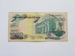 VIETNAM 1000 DONG 1972 - Vietnam