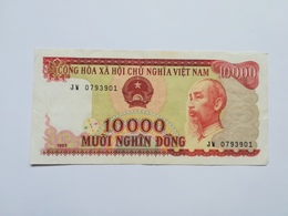 VIETNAM 10000 DONG 1993 - Vietnam