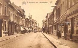 Seraing - Rue Francisco Ferrer (animée, Au Progrès, Commerce, Edit. Flion) - Seraing