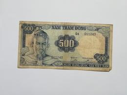 VIETNAM 500 DONG 1966 - Vietnam