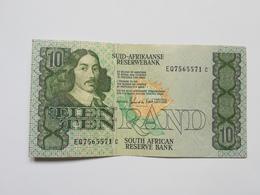 SUDAFRICA 10 RAND 1990-93 - Sudafrica