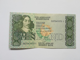 SUDAFRICA 10 RAND 1990-93 - Afrique Du Sud