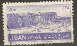 Lebanon  1952  SG  458  Fine Used - Libanon