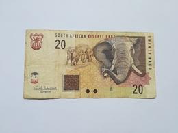 SUDAFRICA 20 RAND - Afrique Du Sud