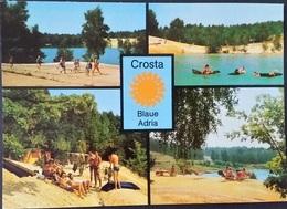 Ak DDR - Crosta - Blaue Adria - Grossdubrau Wulka Dubrawa