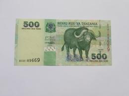 TANZANIA 500 SHILINGI - Tanzania