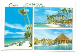 CP CORAL, CANOA BEACH HOTEL ET SPA, BAYAHIBE, REPUBLICA DOMINICANA, REPUBLIQUE DOMINICAINE - Cartes Postales