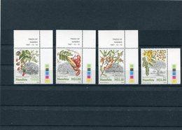 NAMIBIA 1997 TREES M.867/870 MNH. - Namibië (1990- ...)