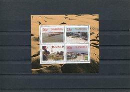 NAMIBIA 1992 NAMIBIAN COAST M.Blok 15 MNH. - Namibië (1990- ...)