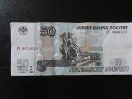 Russie - 50 Roubles - 1997 - Vues De Saint-Petersbourg - Russie