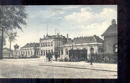 Tilburg - Station - 1914 - Tilburg