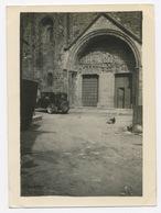 D492 Photo Originale Vintage Conques Aveyron - Altri
