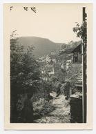 D493 Photo Originale Vintage Conques Aveyron - Altri