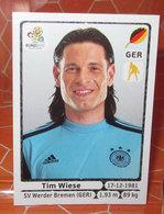 EURO2012 PANINI N. 230 WIESE  STICKER NEW CON VELINA - Panini