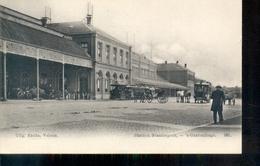 Den Haag - Station Staatsspoor - 1900 - Den Haag ('s-Gravenhage)