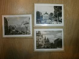3 Petites Vues De LEMBERG - Allemagne