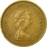 Monnaie, Hong Kong, Elizabeth II, 50 Cents, 1979, TTB, Nickel-brass, KM:41 - Hong Kong