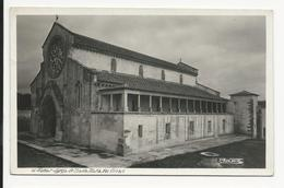 Tomar * Igreja De Santa Maria Dos Olivais - Leiria