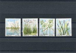 BOTSWANA 1987 WATERPLANTS M.423/426 MNH. - Botswana (1966-...)