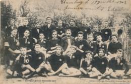 H156 - 38 - GRENOBLE - Isère - Coureurs à Pied De Vaucanson Sport - Grenoble