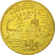 Monnaie, Pologne, 2 Zlote, 2012, Warsaw, SUP, Laiton, KM:820 - Pologne