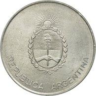 Monnaie, Argentine, 1000 Australes, 1990, TTB, Aluminium, KM:105 - Argentinië