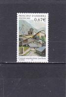 Andorre Français Neuf **  2003 N° 578  Architecture.  Les Bons - Neufs