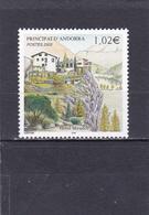 Andorre Français Neuf **  2003 N° 579  Tourisme.  Hotel Mirador - Neufs