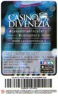B 2161 - Biglietto Di Trasporto, Vaporetto, Venezia - Europa