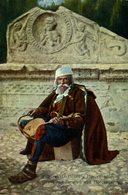 Gruss Aus Bosnien-Herzegowina, Guslar, Geigenspieler   BOSNIA Y HERZEGOVINA BOSNIEN UND HERZEGOVINA - Bosnie-Herzegovine