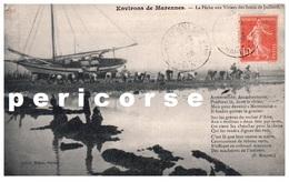 17  Marennes  La Pêche Aux Viviers Des Bancs De Juillard - Marennes