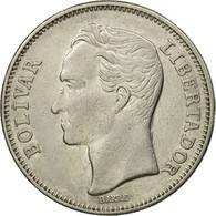 Monnaie, Venezuela, Bolivar, 1967, British Royal Mint, TTB, Nickel, KM:42 - Venezuela