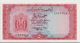 YEMEN ARAB  P. 2b 5 R 1967 UNC - Yémen
