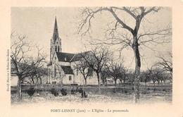 Port Lesney Canton Villers Farlay église - Autres Communes
