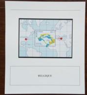 Belgique - YT BF N°72 Sur Document - Jeux Olympiques / Sport - Neuf - Blocs 1962-....