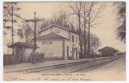 Côte-d'Or - Saint-Julien - La Gare - Otros Municipios