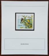 Bahamas - YT BF N°76 Sur Document - Protection De L'environnement / Oiseau - Neuf - 1995 - Bahamas (1973-...)