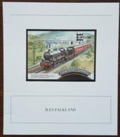 Falkalnd - YT BF N°14 Sur Document - Exposition Philatélique Internationale - Neuf - 1996 - Falkland
