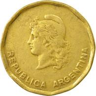 Monnaie, Argentine, 50 Centavos, 1986, TB, Laiton, KM:99 - Argentine