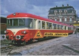 Autorail X 4434 En Gare De Cambrai-Ville (59) - - Cambrai