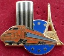 TGV. PARIS - EUROPE - TGV