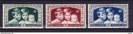België 1935 Nr 404/406 **, Zeer Mooi Lot Krt 3171  KOOPJE !!!!! - Belgio
