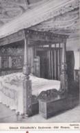 SANDWICH - QUEEN ELIZABETHS BEDROOM, OLD HOUSE - England