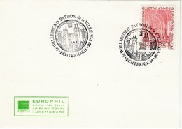 LUXEMBURG 1966 - MiNr: 730 Beleg Mit SStmp. - Luxemburg